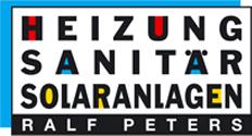 Installateur- und Heizungsbaumeister Ralf Peters e.K. - Logo